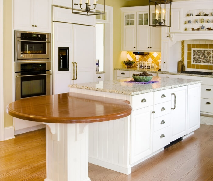 Kitchen Island View Our Gallery Custom Wood Countertops Made In Lancaster,  PA