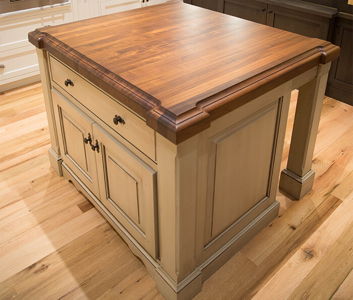 Kitchen Island in SC, NY, PA