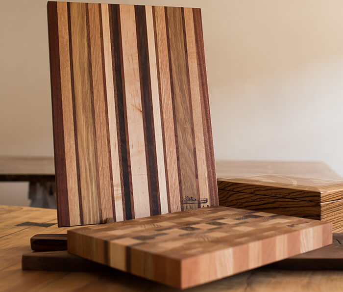 Wooden Butcher Block